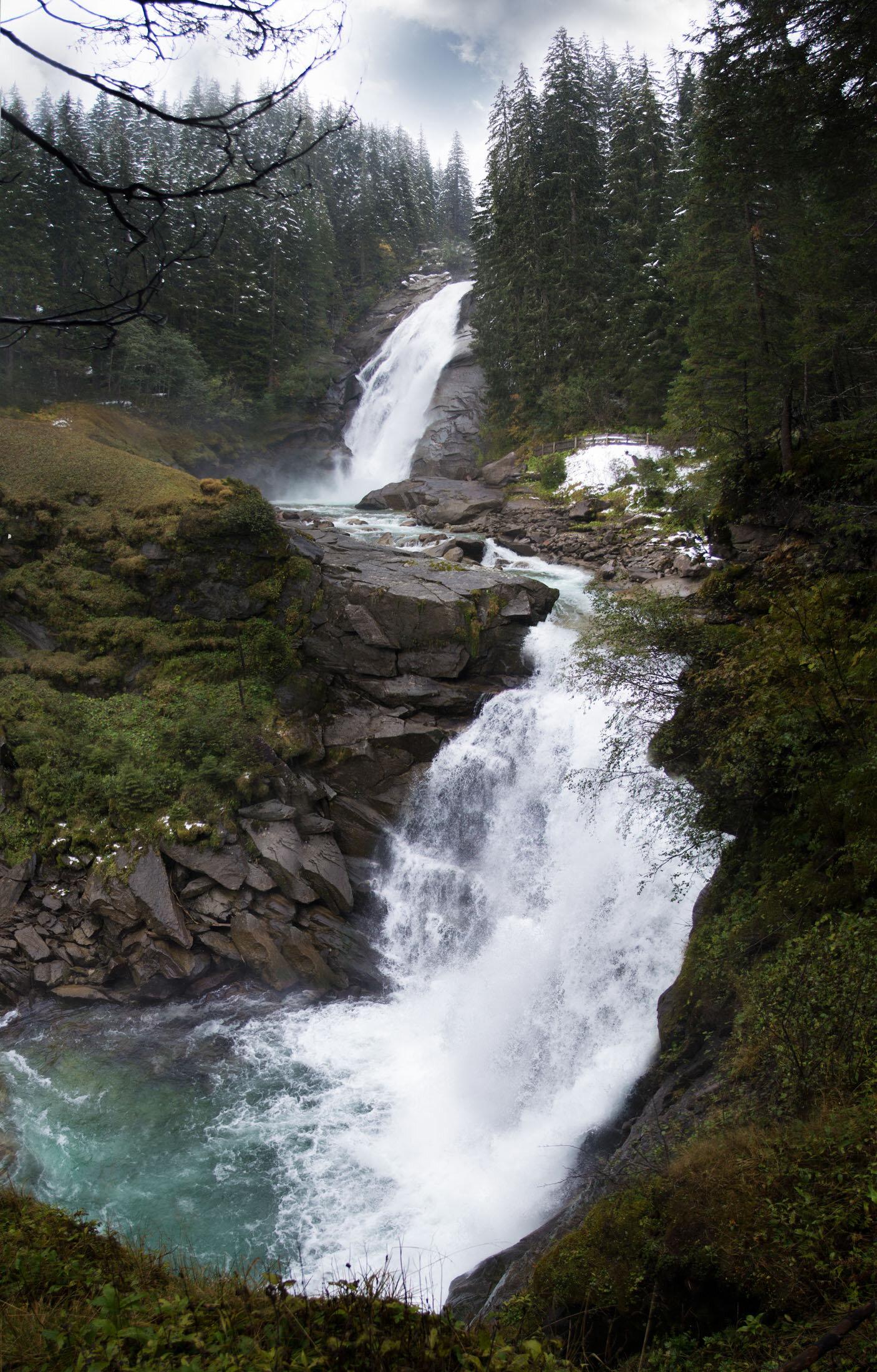 Waterfalls of Krimml